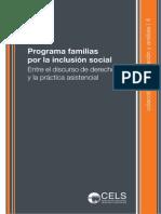 Libro Programa Familias