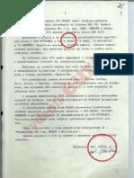 Spolupráce Adreje Babiše s StB - dokument ÚPN