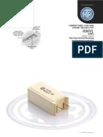 HTR India - Products - Current Sense Resistors - Ceramic Encased Resistor - HMVL (English)