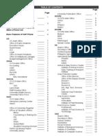 UPLB Tel Directory