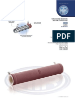 HTR India - Products - Wire Wound Resistors - Silicone Coated Resistors - HIR (English)