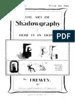 Art of Shadowgraphy Trewy