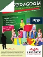 Ludopedagogia na Educação Infantil e Anos Iniciais com Ênfase em Educação Especial - IPEGEX