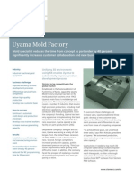 Siemens PLM Uyama Mold Factory Cs Z7
