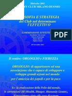 Programma Commissione Effettivo