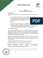 Contrato de Explotacion Minera Modelolo Del Ministerio
