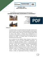 """ESTRATEGIAS  DE COMUNICACIÓN ECOTURÍSTICAS DEL """"VICHAMA RAYMI PARA UN DESARROLLO SOSTENIBLE"""""""