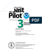 United States Coast Pilot 3 - 47th Edition, 2014