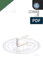 HTR India - Products - Current Sense Resistors - Current Sense Open Frame Resistor - OF (English)