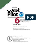 United States Coast Pilot 6 - 44th Edition, 2014