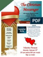 February 2 Newsletter