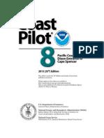 United States Coast Pilot 8 - 35th Edition, 2013