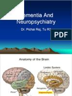 Dementia and Neuropsychiatry