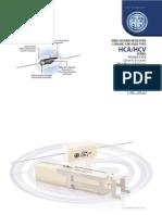 HTR India - Products - Wire Wound Resistors - Ceramic Encased Resistor - HCA (English)