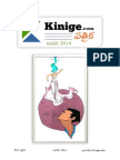 Kinige Patrika Jan 2014 Telugu Free Magazine from Kinige.com