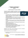 Nota Privind Grantul Pentru Dezvoltarea Capacitatilor Ro