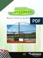 Hortalimento Manual Tecnico de Orientacao