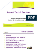 International Tools &prtices