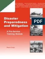 Peace Corps Disaster Preparedness and Mitigation  |   Pre Service Training Module 2001