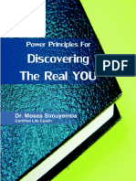 Power Principles for Discovering the Real You
