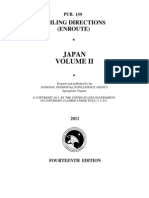 Pub. 159 Japan - Volume II (Enroute), 14th Ed 2011