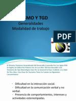 Autismo TGD 2013