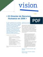 Director Recursos Humanos