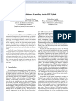 Adaptive Multicore Scheduling for the LTE Uplink_MAX_UE