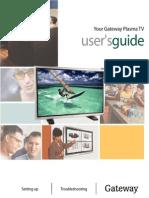 Plasma TV User Guide - Gateway.pdf