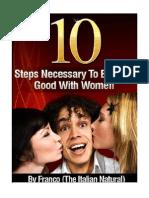 10 Passi Per Diventare Bravi Con Le Donne
