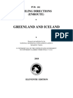 Pub. 181 Greenland and Iceland (Enroute), 11th Ed 2010