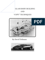 Fiberglass Building Techniques