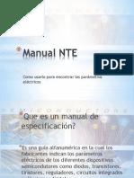 Manual Nte