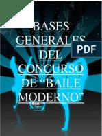 Bases de Baile Moderno
