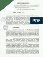 Proceso Orlando Alarcon