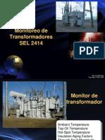Monitoreo de Transformadores 2414 Operacion 1