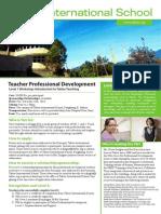 Taktse Teacher Professional Development Program