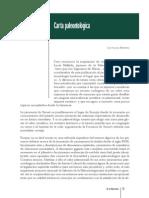 Carta paleontológica (Teruel)
