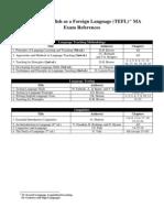 منابع کلیدی کنکور کارشناسی ارشد آموزش زبان انگلیسی(1) 2014
