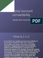 Capital Account Convertibility