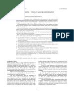 Ammonium Nitrate in Ports