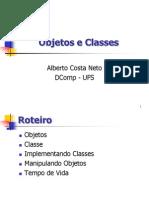 06 - Classes e Objetos