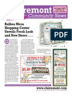 Clairemont Community News - February 2014