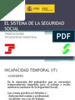 El Sistema de La Seguridad Social It