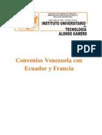 Convenio Ecuador Francia