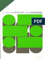 [e. e. Cummings] I--six Nonlectures (the Charles E(BookZa.org)
