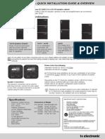 Tc Electronic Bc210 Bc212 Bc410 Manual English