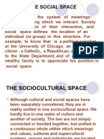 Social Aspect of Houseing