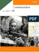 Osprey - Battle Orders 018 - British Commandos 1940-46