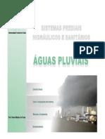CALHAS - Aguas Pluvais